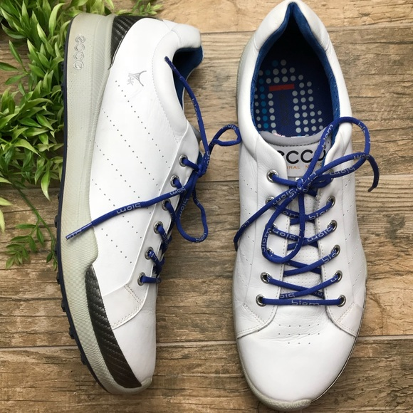 Ecco Shoes Yak Leather Biom Hybrid Golf Men 47 Poshmark